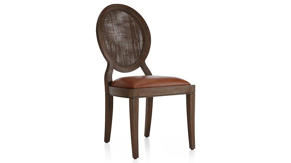 Winnetka Light Mahogany Dining Side Chair