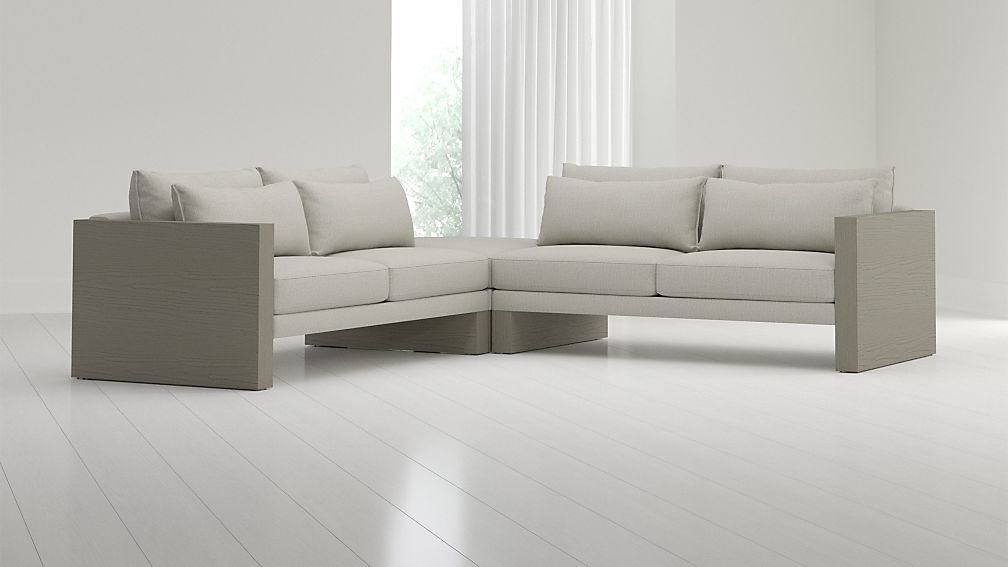 Winstead 3-Piece Ottoman Sectional - Image 1 of 6