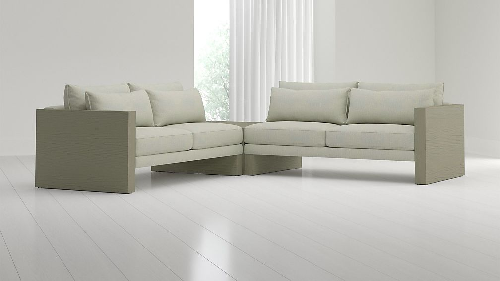 Winstead 3-Piece Table Sectional - Image 1 of 6