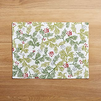 Winter Sprig Placemat