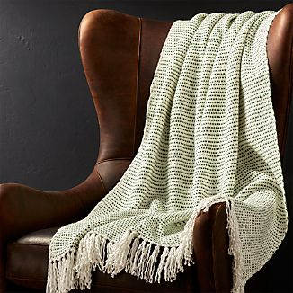 Wintergreen Throw