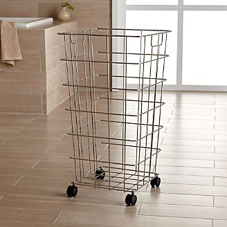 Favorite Laundry: Baskets, Storage and Soap | Crate and Barrel DU94