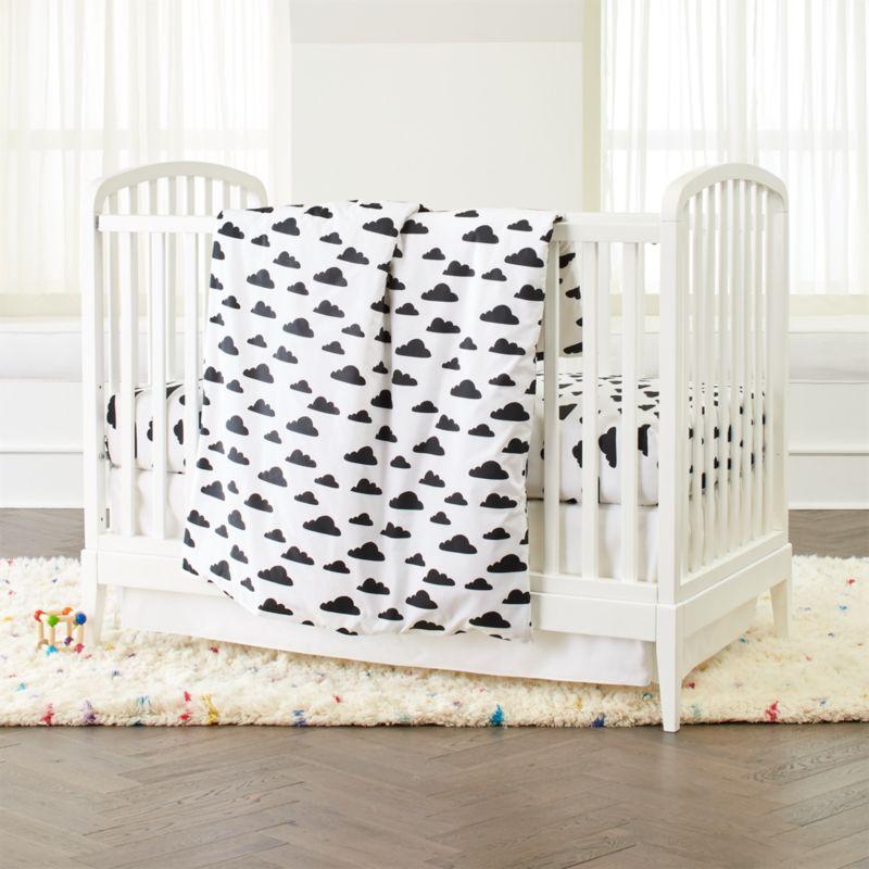 Cloud Crib Bedding Crate And Barrel