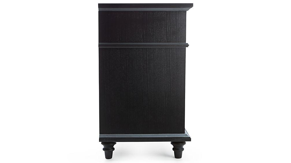 Avalon Black Sideboard