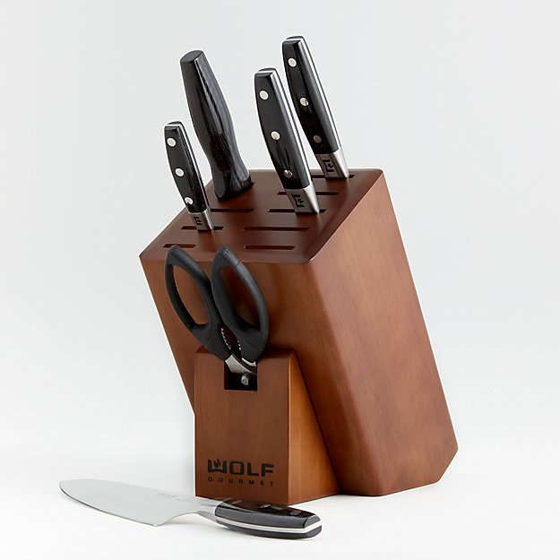 Wolf Gourmet 7-Piece Cutlery Set - Image 1 of 5