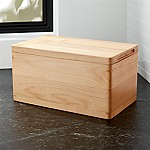 Carter Wood Bread Box