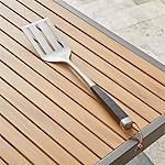 Wood-Handled Grill Spatula