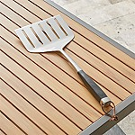 Wood-Handled Oversized Spatula