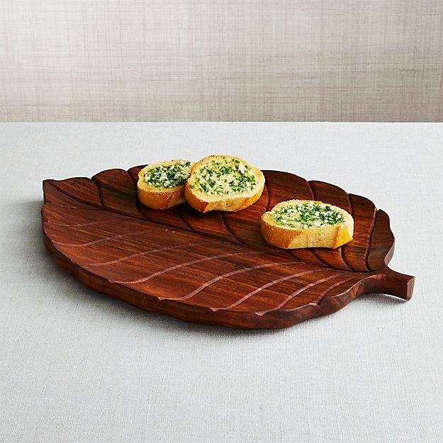 Wood Leaf Board