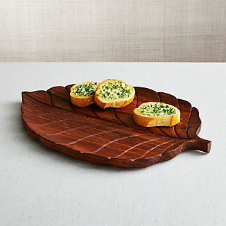 Wood Leaf Board