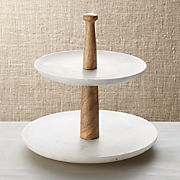 Marble Kitchen Accessories   Crate and Barrel