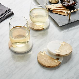 Drink Coasters Crate And Barrel