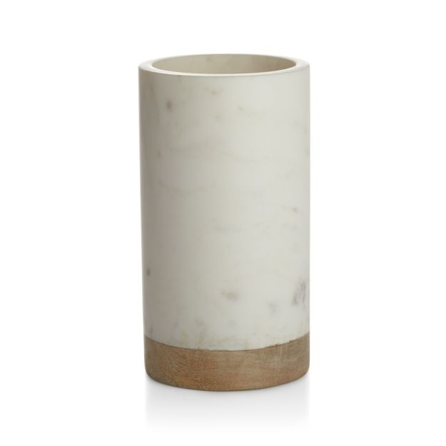 Wood Marble Wine Cooler - Image 11 of 12