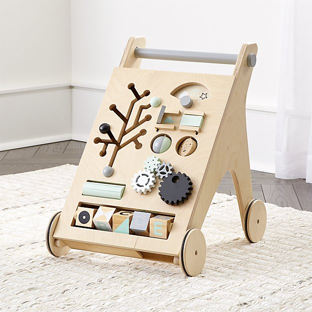Baby Push Walker Reviews Crate And Barrel