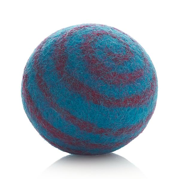 Wool Ball Dog Toy