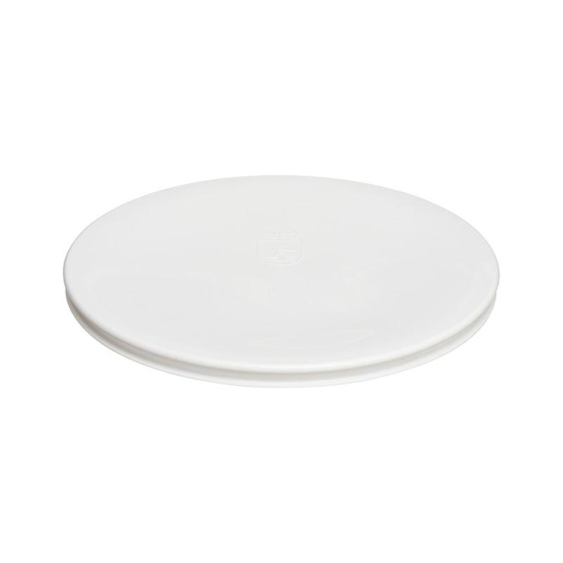 Tight-fitting plastic lid designed to fit our Large Working Bowl.<br /><br /><NEWTAG/><ul><li>Plastic</li><li>Top-rack dishwasher-safe</li><li>Made in France</li></ul>