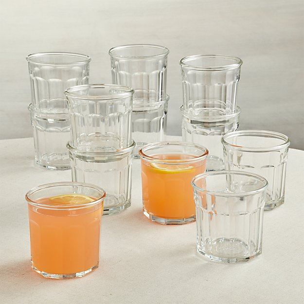 Small Working Glasses 14 oz., Set of 12
