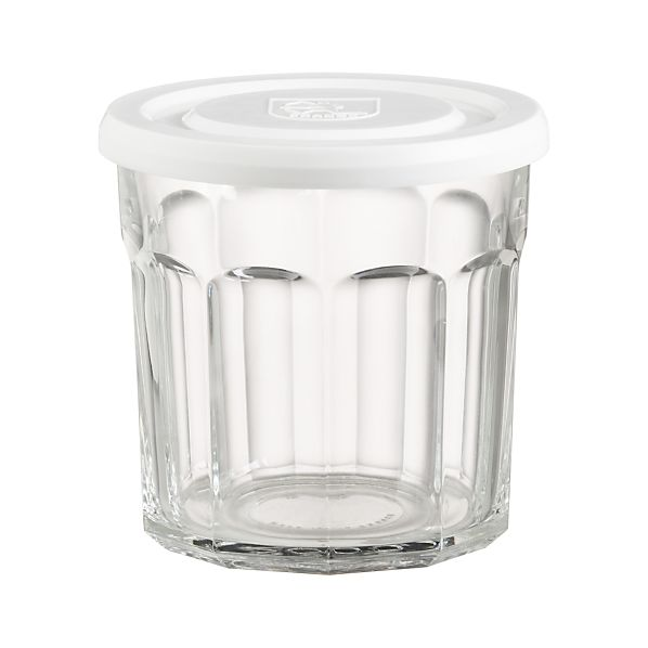 Working Glass with Lid