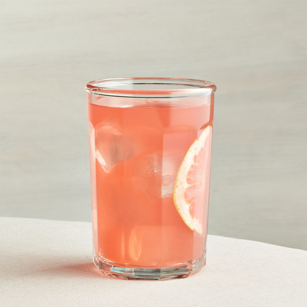 Large Working Glass 21 oz. - Crate and Barrel