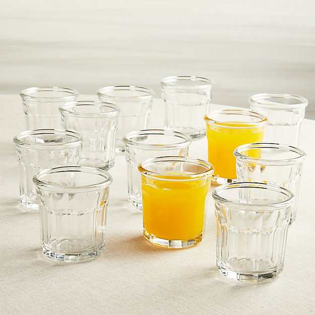 Set of 12 6.25-Oz. Working Glasses
