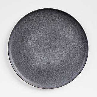 Wren Grey Dinner Plate