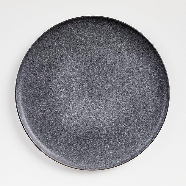Wren Grey Dinner Plate - Image 1 of 4
