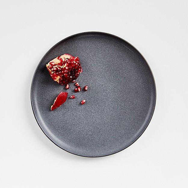 Wren Grey Salad Plate - Image 1 of 4