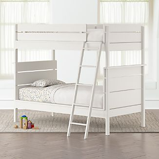 Wood Bunk Beds Crate And Barrel