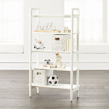 Kids Bookcases And Bookshelves Crate Barrel