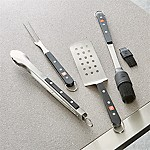 Wüsthof ® 4-Piece Barbecue Tool Set
