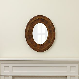 Wylder Oval Wall Mirror