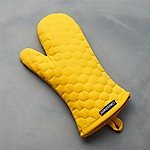 Yellow Oven Mitt