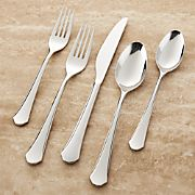 York Mirror 5-Piece Flatware Place Setting