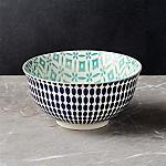 Yuki Blue Noodle Bowl 7.5