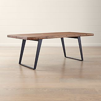 Modern Dining Tables Crate And Barrel