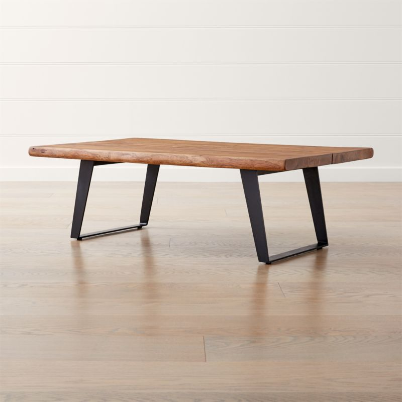 Yukon Coffee Table Crate And Barrel