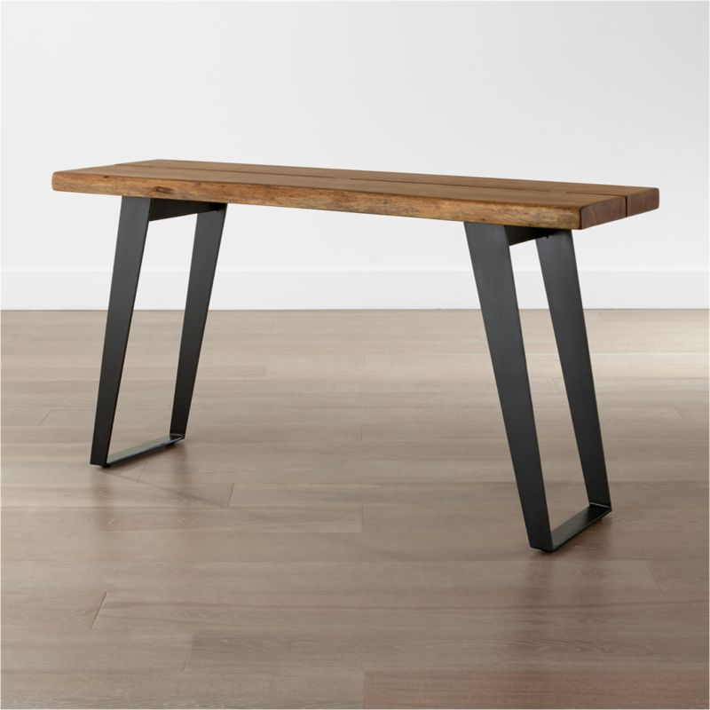 Yukon Console Table Reviews Crate And Barrel