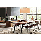 "View product image Yukon Natural 80"" Dining Table - image 3 of 10"