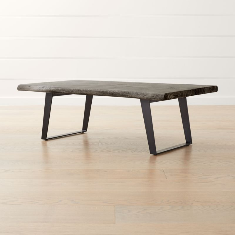 Yukon Grey Coffee Table Reviews Crate And Barrel