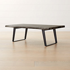 Yukon Natural Coffee Table Reviews Crate And Barrel