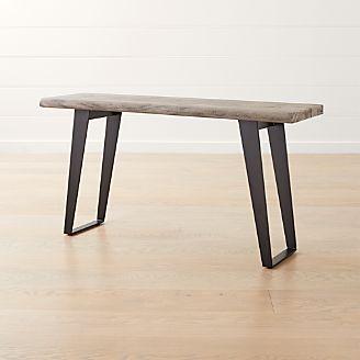 Yukon Grey Console Table