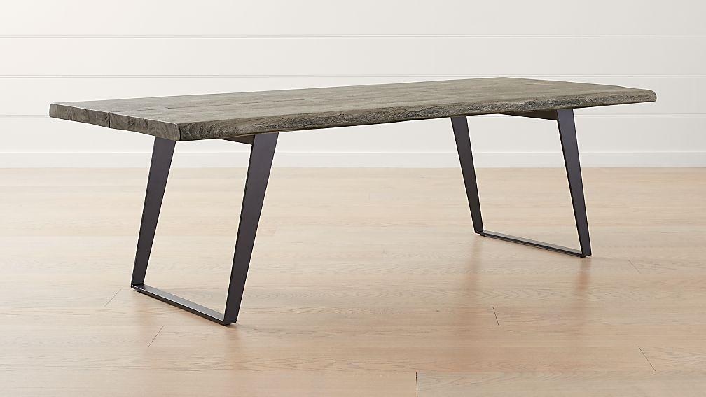 Yukon Grey Dining Table - Image 1 of 7