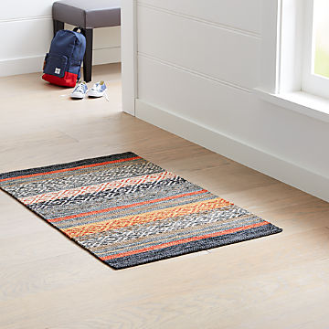 Kitchen Rugs Entryway Crate