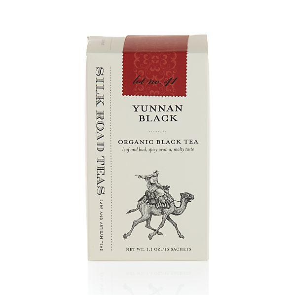Yunnan Black Bagged Tea