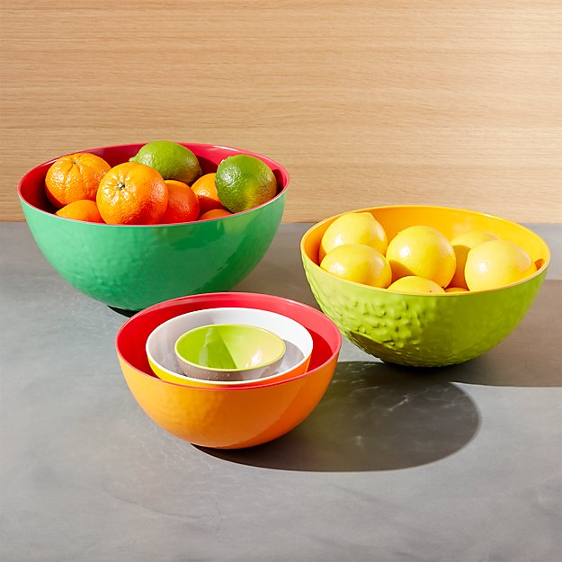 Fruit Bowls Crate And Barrel