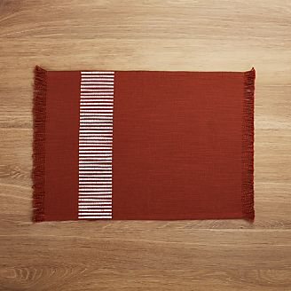 Placemats Amp Napkins Vinyl Cloth Amp Woven Crate And Barrel