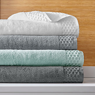 Zero Twist Quick Dry Bath Towels