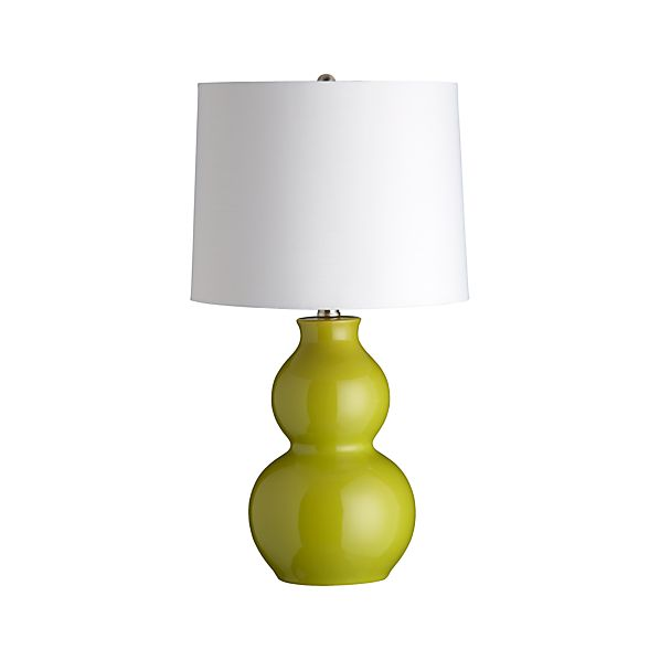 Zing Green Table Lamp