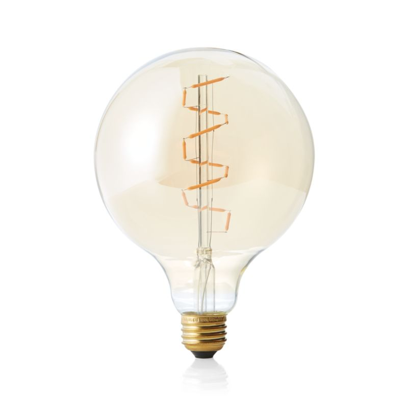 Light Bulbs: Filament, Globe and Candelabra | Crate and Barrel