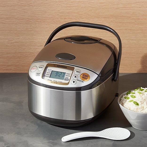 Zojirushi ® 5.5-Cup Rice Cooker